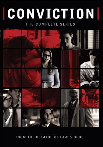 Conviction Conviction Complete Series Ws Nr