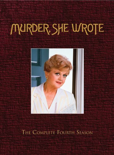 Murder She Wrote Season 4 Clr Nr 5 DVD