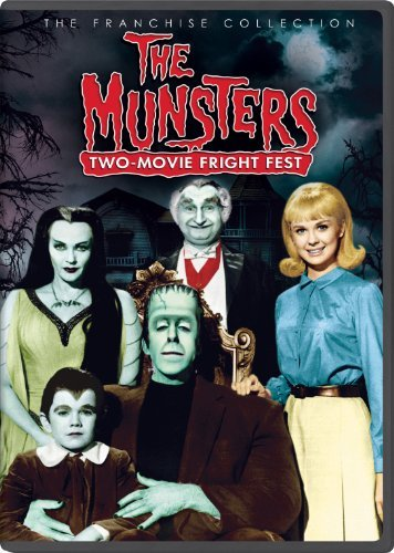 Munsters Two Movie Fright Fest Munsters Two Movie Fright Fest Clr Ws Nr