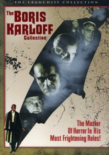 Boris Karloff Collection Karloff Boris Clr Nr