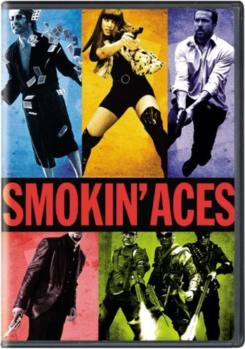 Smokin Aces Affleck Keys Piven Ws R