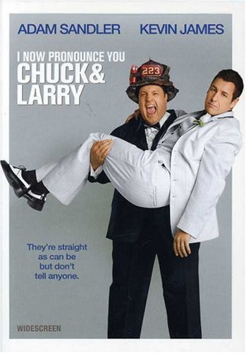 I Now Pronounce You Chuck & Larry Sandler James Ws Nr