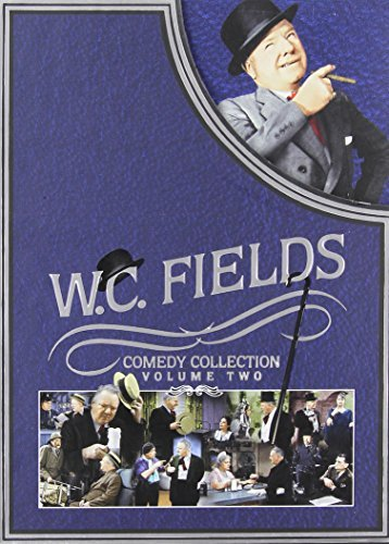 Fields W.C. Vol. 2 W.C. Fields Comedy Coll Clr Nr 5 DVD