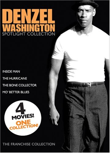 Spotlight Collection Washington Denzel Clr R 4 DVD