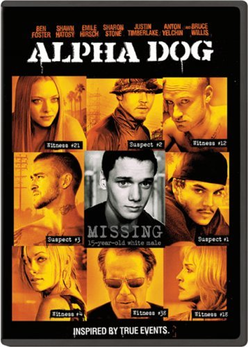 Alpha Dog Stone Willis Timberlake R
