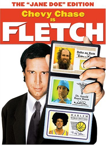 Fletch Jane Doe Edition (dvd) Chase Chevy Clr Aws Jane Doe Ed. Pg
