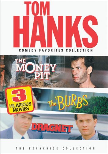 Tom Hanks Comedy Favorites Co Hanks Tom Ws Nr 2 DVD
