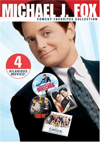 Michael J. Fox Comedy Favorit Fox Michael J. Ws R 4 DVD