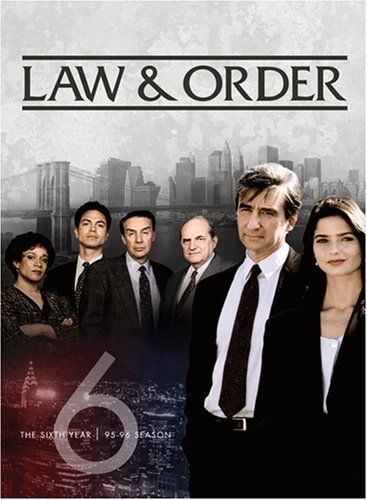 Law & Order Law & Order 6th Year Ws Nr 5 DVD