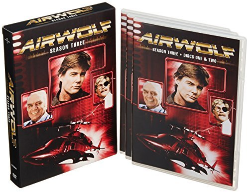 Airwolf Season 3 Clr Nr 5 DVD