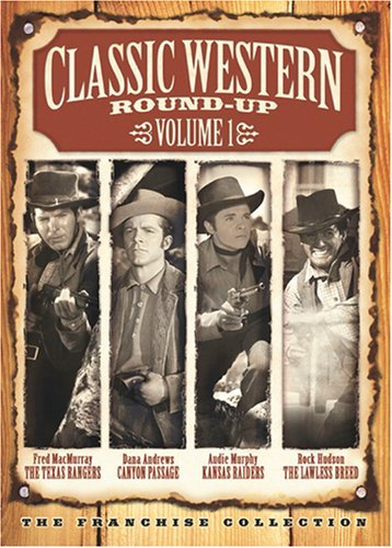 Classic Western Round Up Vol. 1 Clr Nr 2 DVD