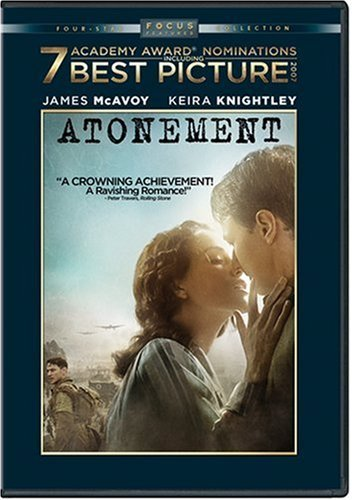 Atonement Knightley Mcavoy R
