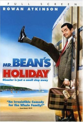 Mr. Bean's Holiday Atkinson Rowan G