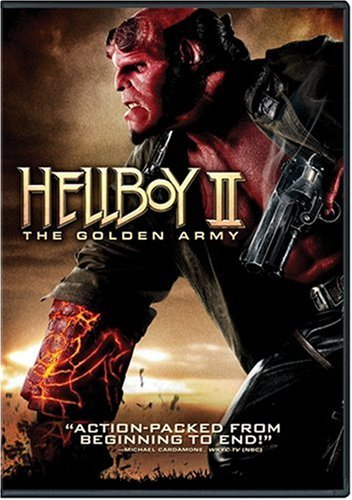 Hellboy 2 Golden Army Hellboy 2 Golden Army Pg13