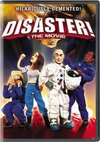 Disaster! The Movie Lee Mars Neil Sixx (voices) Clr Ws Conservative Art R