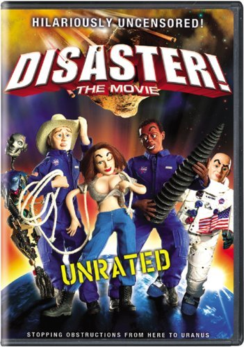 Disaster! The Movie Lee Mars Neil Sixx (voices) Clr Ws Unrated Shorts R