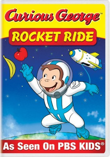 Curious George Rocket Ride & Other Adventures Nr