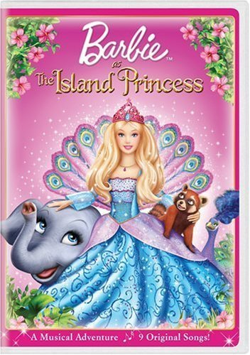 Barbie As The Island Princess Barbie As The Island Princess Ws Nr