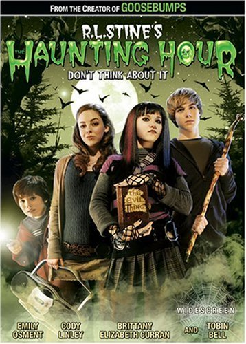 R.L. Stine's Haunting Hour Dont Think About It Ws Pg
