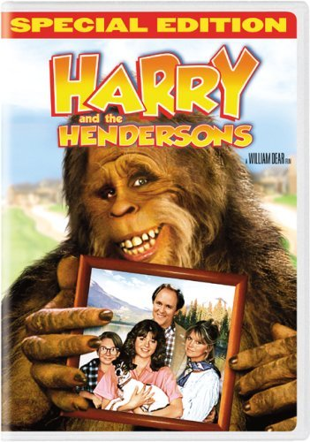Harry & The Hendersons Harry & The Hendersons DVD Pg Ws
