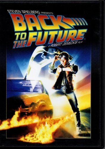 Back To The Future Fox Lloyd DVD Pg Ws