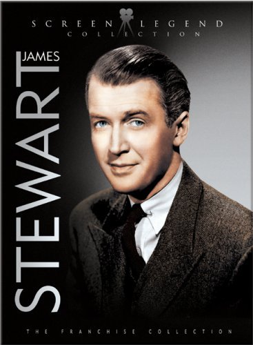 James Stewart Screen Legend C Stewart James Ws Nr 3 DVD
