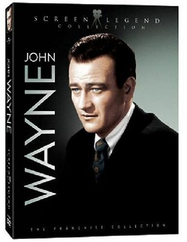 John Wayne Screen Legend Coll Wayne John Ws Nr 3 DVD