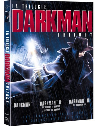 Darkman Trilogy Darkman Trilogy Ws R 2 DVD