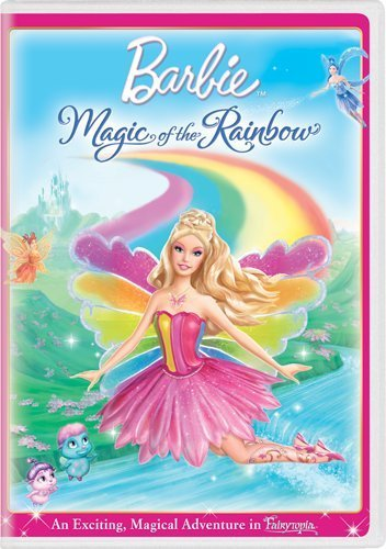 Barbie Magic Of The Rainbow Clr Ws Nr