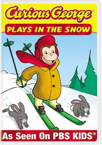 Curious George Plays In The Snow & Other Awes Nr