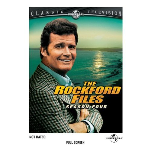Rockford Files Season 4 Clr Nr 5 DVD
