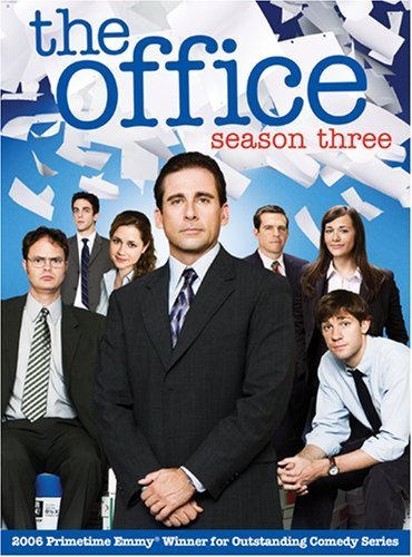 Office Season 3 DVD Nr 4 DVD