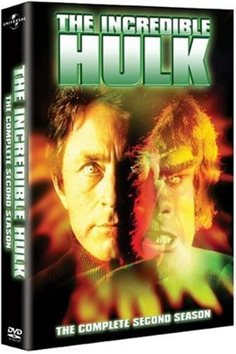 Incredible Hulk Season 2 Nr 5 DVD