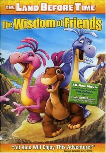 Land Before Time 13 Wisdom Of Friends G