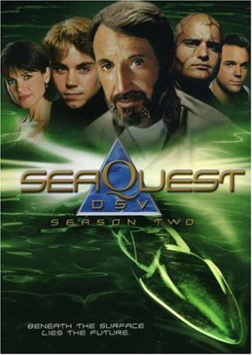 Seaquest Dsv Season 2 Nr 8 DVD
