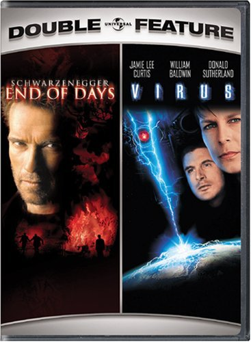 End Of Days Virus Universal 2pak Ws R 2 DVD