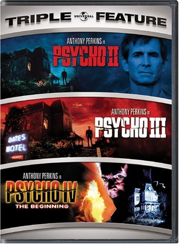 Psycho 2 Psycho 3 Psycho 4 Beg Universal Triple Features Ws Nr 3 On 2