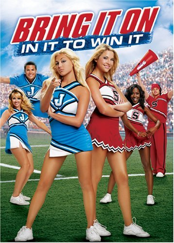 Bring It On In It To Win It Benson Scerbo Areizaga DVD Pg13