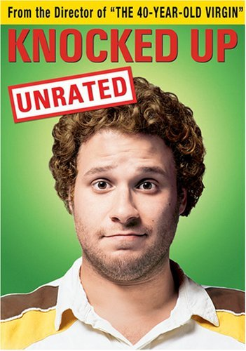 Knocked Up Rogen Heigl DVD Unrated