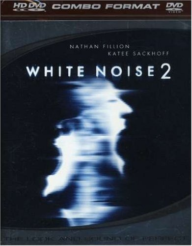 White Noise 2 Fillion Sackhoff Fairbrass Ws Hd DVD Pg13