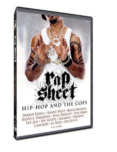 Rap Sheet Hip Hop & The Cops Rap Sheet Hip Hop & The Cops Ws R