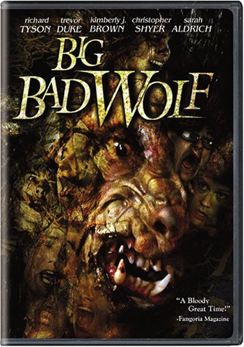 Big Bad Wolf Tyson Brown Shyer Ws Conservative Art R