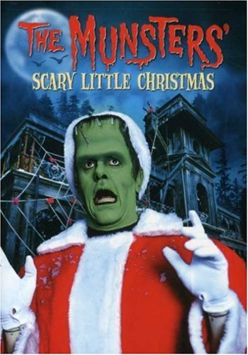 Munsters Scary Little Christmas DVD Nr