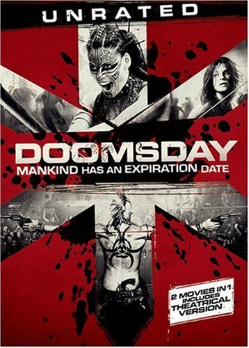 Doomsday Mitra Hoskins Lester Mcdowell DVD Ur Ws