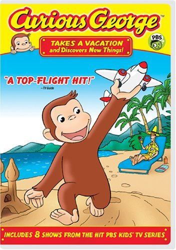 Curious George Takes A Vacation & Discovers N Nr