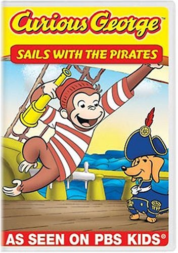 Curious George Sails With The Pirates & Other Nr