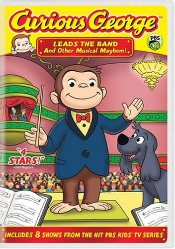 Curious George Leads The Band & Other Musical Nr