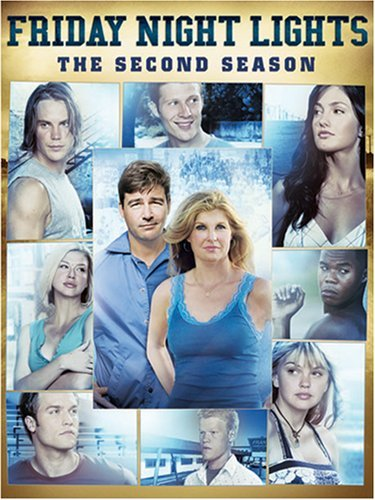 Friday Night Lights Friday Night Lights Season 2 Ws Nr 4 DVD