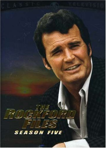 Rockford Files Season 5 Nr 5 DVD