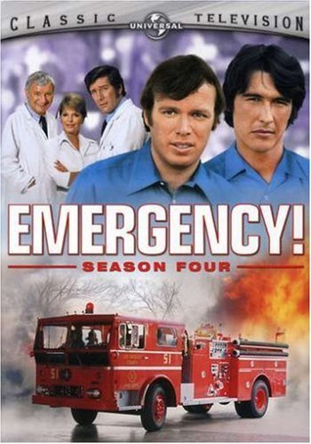 Emergency Season 4 DVD